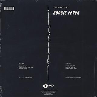 Geraldo Pino / Boogie Fever back