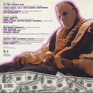 Ghostface Killah / The Big Doe Rehab back
