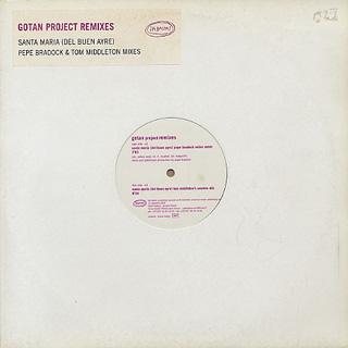 Gotan Project / Gotan Project Remixes