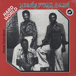 Heads Funk Band / Hard World front