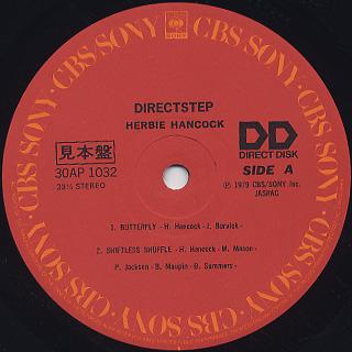 Herbie Hancock / Directstep label