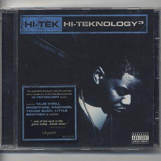 Hi-Tek / Hi-Teknology 3 (CD)