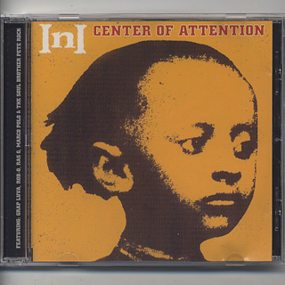 INI / Center Of Attention (CD) front