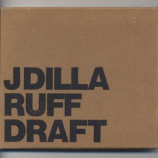 J Dilla / Ruff Draft (CD)