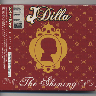 J Dilla / The Shining (CD) front