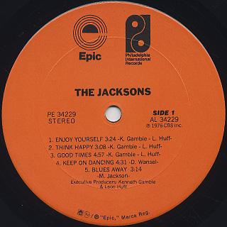 Jacksons / S.T. label