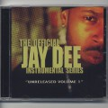 Jay Dee / The Official Jay Dee Instrumental Series Vol.1: Unreleased (CD)