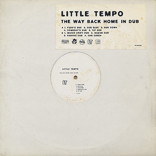 Little Tempo / The Way Back Home In Dub