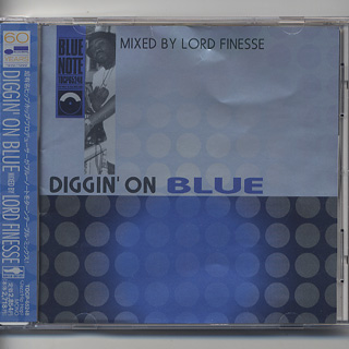 Lord Finesse / Diggin' On Blue (CD)