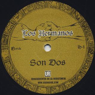 Los Hermanos / Birth Of 3000 back