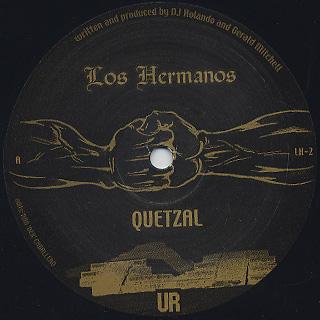 Los Hermanos / Quetzal c/w Tescat