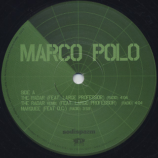 Marco Polo / The Radar label