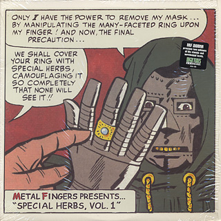 Metal Fingers / Metal Fingers Presents... Special Herbs, Vol.1