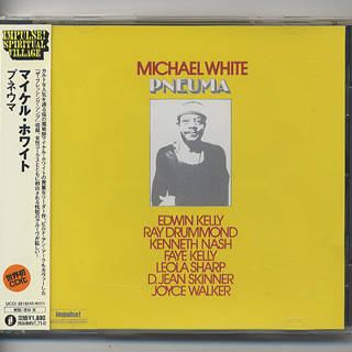Michael White / Pneuma (CD)