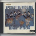 Mighty Ryeders / Help Us Spread The Message (CD)