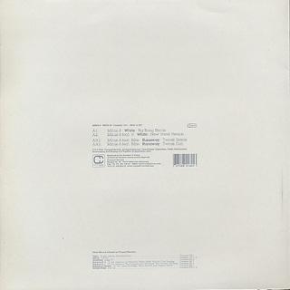 Minus 8 / White EP back