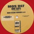 Mos Def / Umi Says