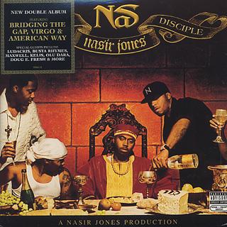 Nas / Street's Disciple (4LP)