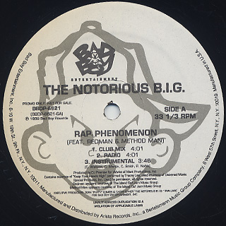 Notorious B.I.G. / Rap Phenomenon