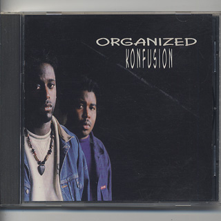 Organized Konfusion / Organized Konfusion (CD) front