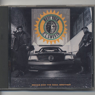Pete Rock & CL Smooth / Mecca & The Soul Brother (CD)