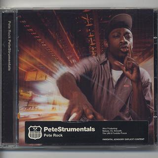 Pete Rock / PeteStrumentals (CD)