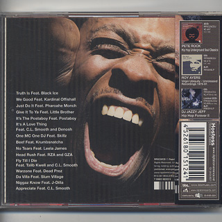 Pete Rock / Soul Survivor 2 (CD) back