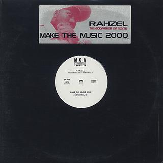 Rahzel / Make The Music 2000