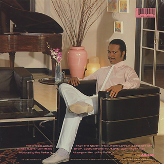 Ray Parker Jr. / The Other Woman back
