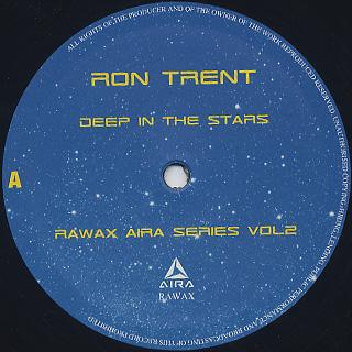 Ron Trent / Rawax Aira Series Vol 2 label