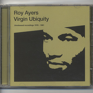 Roy Ayers / Virgin Ubiquity(Unreleased Recordings 1976-1981) (CD)