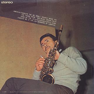 Sadao Watanabe Quartet/Sextet / Jazz & Bossa back