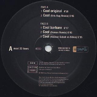Samia Farah / Cool (Remix) label
