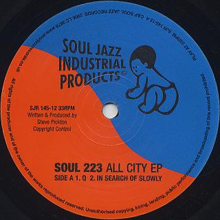 Soul 223 / All City EP