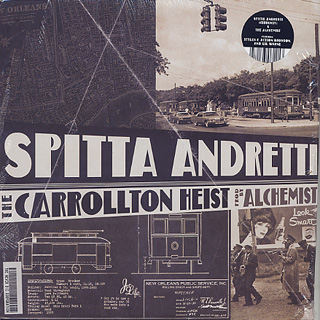 Spitta Andretti / The Carrollton Heist