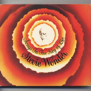 Stevie Wonder / Songs In The Key Of Life (CD)