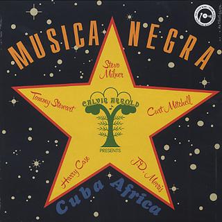 Stevo / Musica Negra