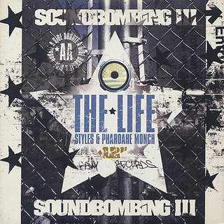 Styles & Pharoahe Monch / The Life front