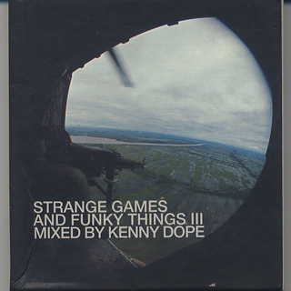 V.A. / Strange Games And Funky Things III (Mixed By Kenny Dope) (CD)