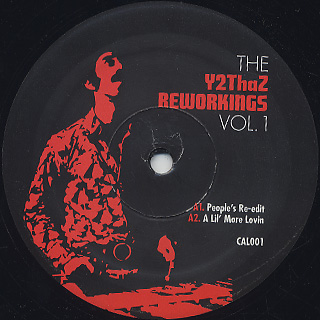 V.A. / The Y2ThaZ Reworkings Vol 1