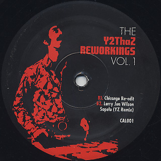 V.A. / The Y2ThaZ Reworkings Vol 1 back