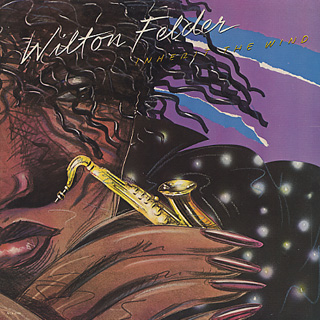 Wilton Felder / Inherit The Wind front