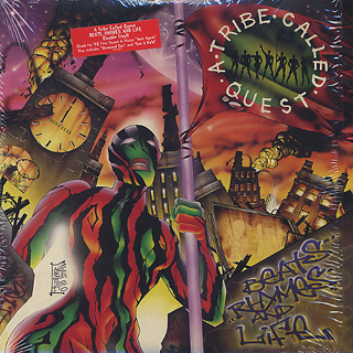 A Tribe Called Quest / Beats Rhyme And Life (2LP)