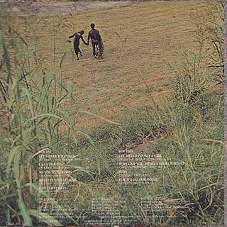 Al Green / Let's Stay Together back