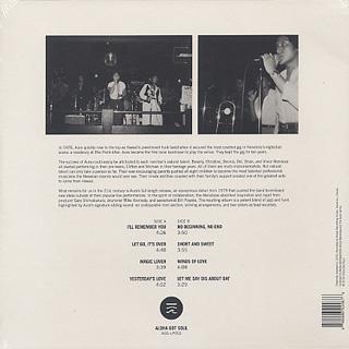 Aura / Aura (LP) back
