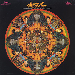 David Axelrod / Songs Of Innocence (Reissue)