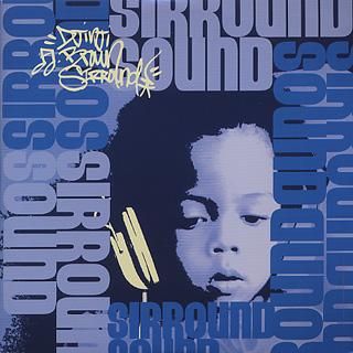 Djinji Brown / Sirround Sound (2LP)