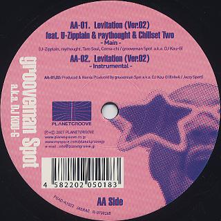 Grooveman Spot a.k.a. DJ Kou-G / [Eternal Development] Remixes Part.4 label