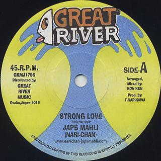 Japs Mahli (Nari-Chan) / Strong Love