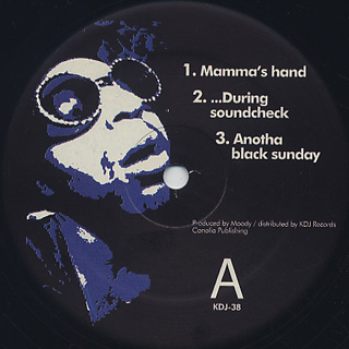Moody / Anotha Black Sunday label